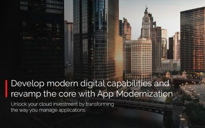 Is IBM Power Systems the ideal foundation for Application Modernization?
