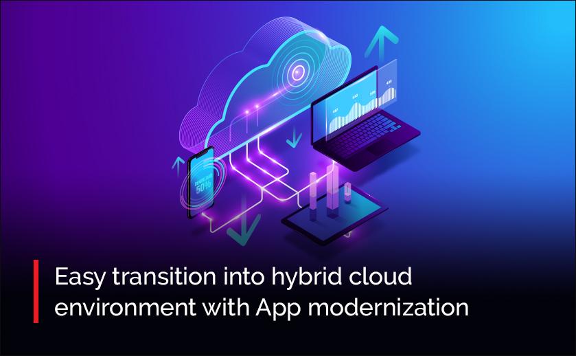 Modus operandi to modernizing your applications